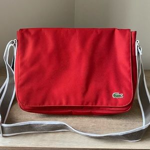 Lacoste | Casual II Crossbody Messenger Bag